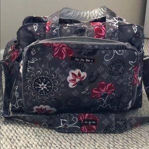 JuJuBe Diaper Bag